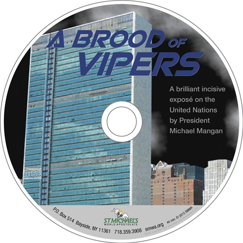 A Brood of Vipers CD