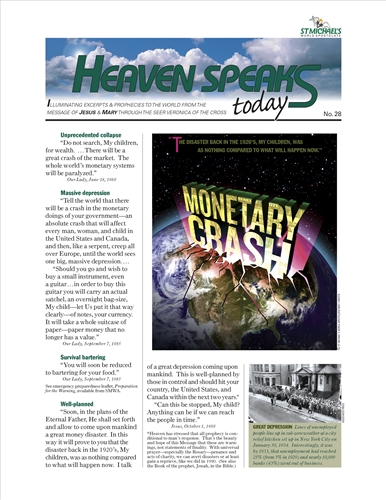 Monetary Crash, HST 28